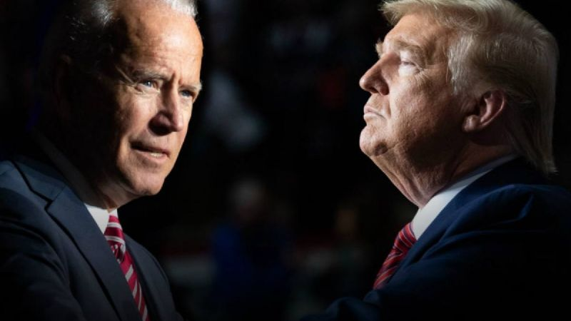No habrá un segundo debate entre Donald Trump y Joe Biden